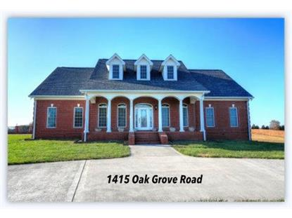 1415 Oak Grove Rd Madisonville, TN MLS# 907502