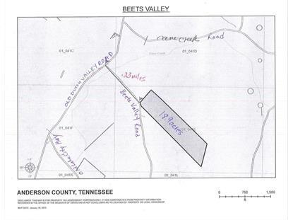 Beets Valley Rd Clinton, TN MLS# 912225