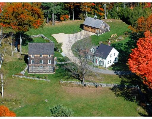 Private 1830 Country Homeplace w/ 58 Acres