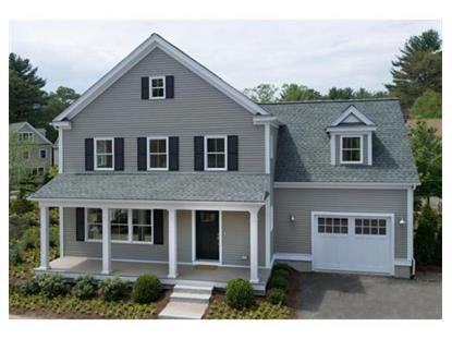 20 Shaw Farm Road  Concord, MA MLS# 71630310