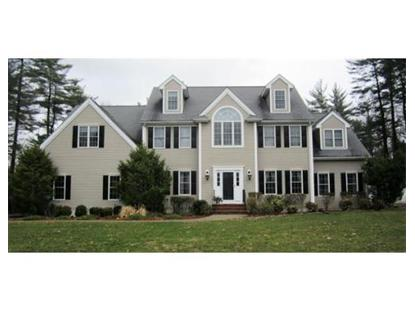 6 Sarsfield Road  Franklin, MA MLS# 71632046