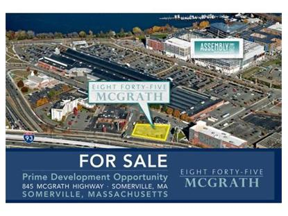 845 Mcgrath Hwy  Somerville, MA MLS# 71632374