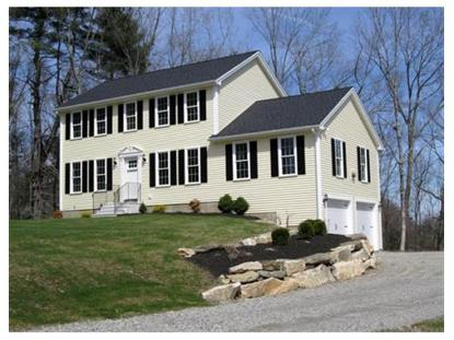 1 Britlee's Way  Dudley, MA MLS# 71639547