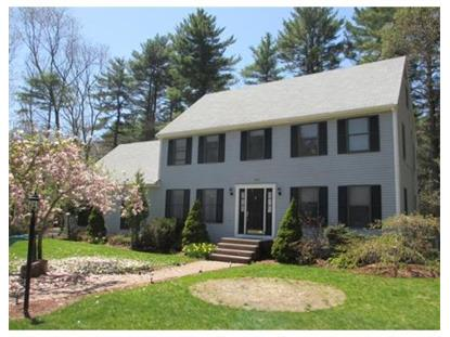 105 Wintergreen Dr  North Andover, MA MLS# 71644402