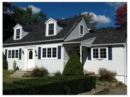 38 SOUTH MAPLE STREET  Brookfield, MA MLS# 71651204