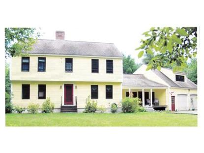 139 Center St  Ashburnham, MA MLS# 71659484