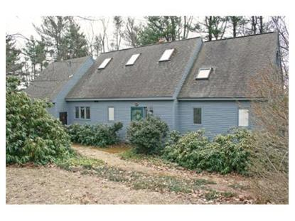 185 Bickford Hill Road  Gardner, MA MLS# 71661339