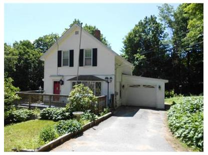 5 Mechanic st  Brookfield, MA MLS# 71669050