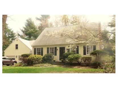21 Timothy Drive  West Bridgewater, MA MLS# 71679458