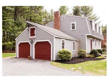 407 Still River Road  Bolton, MA MLS# 71680101