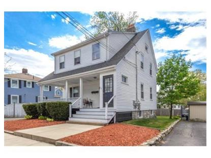 54 Dell Ave  Melrose, MA MLS# 71680242
