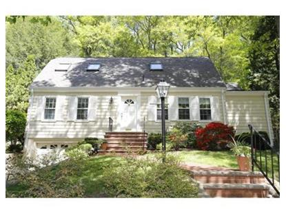 145 Pond Brook Rd  Newton, MA MLS# 71685267
