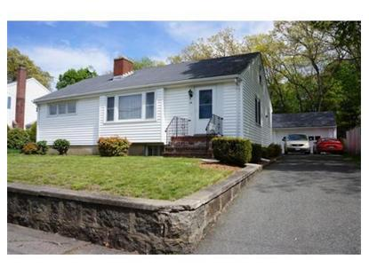 18 Woodcliff Rd  Quincy, MA MLS# 71687168