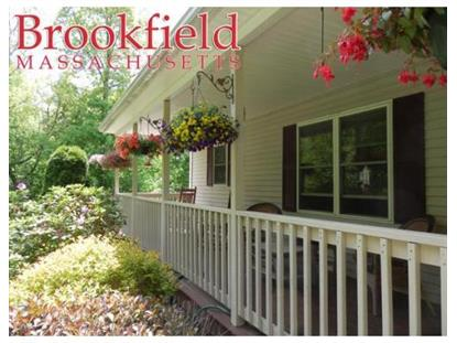 45 Molasses Hill Road  Brookfield, MA MLS# 71690059