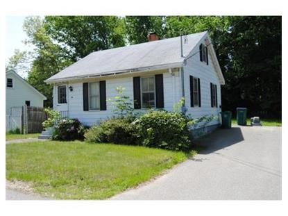 6 Coolidge  Fitchburg, MA MLS# 71690754