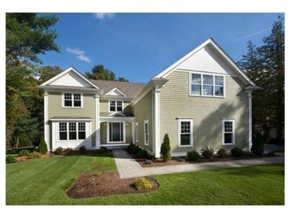 2 Fuller Brook Road  Wellesley, MA MLS# 71695361