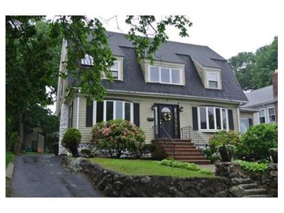 3 Overlook Road  Wakefield, MA MLS# 71698427