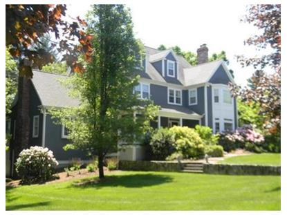 3 Overfield Drive  Medfield, MA MLS# 71701265