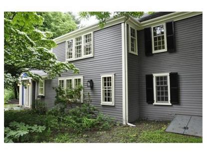 550 Old Bedford Road  Concord, MA MLS# 71704986