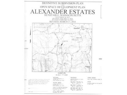 5 Alexander Way  Dunstable, MA MLS# 71705490
