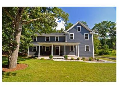 158 Oak Hill Cir  Concord, MA MLS# 71705519