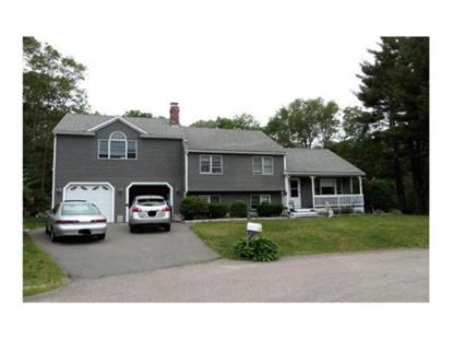 36 Grace circle  Taunton, MA MLS# 71707098