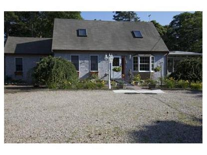 105 Crosby Village Rd  Eastham, MA MLS# 71707526