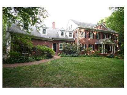 44 Bubbling Brook Road  Walpole, MA MLS# 71712245