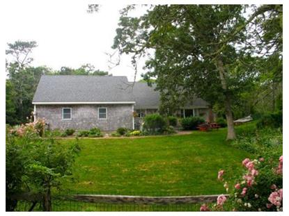 52 Prices Way  Edgartown, MA MLS# 71714057