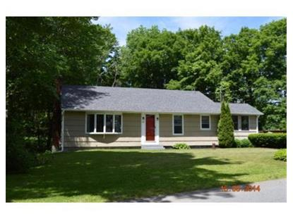 187 Rice Corner Rd  Brookfield, MA MLS# 71718583