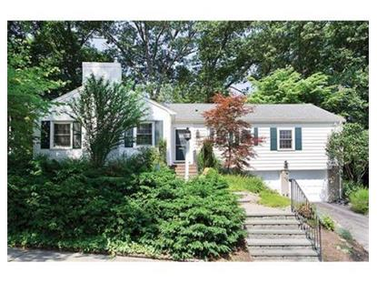 19 Druid Hill Rd  Newton, MA MLS# 71719183