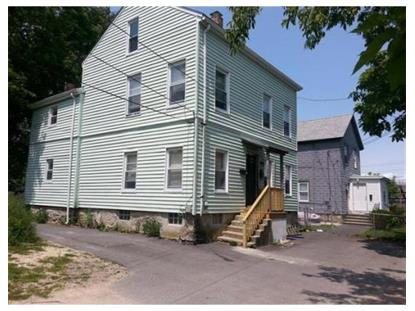 367 HILLMAN STREET  New Bedford, MA MLS# 71725335