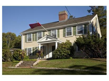 256 South St  Hingham, MA MLS# 71726253