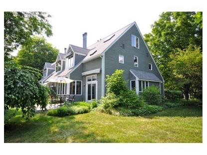 4 Greenfield Lane  Concord, MA MLS# 71731627
