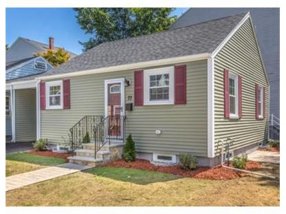 77 Dell Ave  Melrose, MA MLS# 71735482