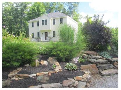 94 Molasses Hill Road  Brookfield, MA MLS# 71735549