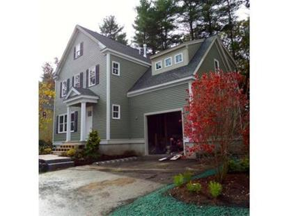 60 Shaw Farm Road  Concord, MA MLS# 71740953