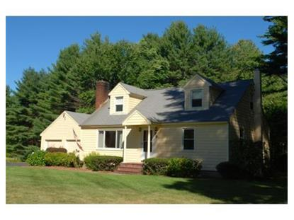 70 Lowell St  Dunstable, MA MLS# 71742558