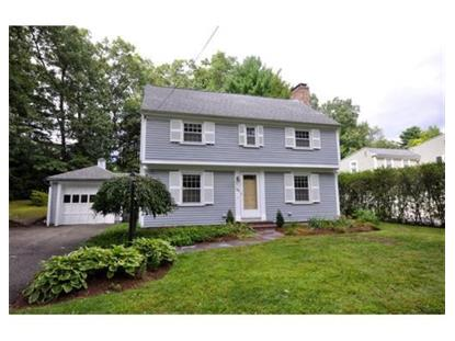 126 Old Marlboro Road  Concord, MA MLS# 71742701