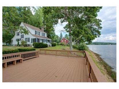 6 Pine Ln (WATERFRONT)  Brookfield, MA MLS# 71746244