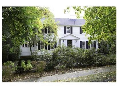 7 Meadowbrook Rd  Newton, MA MLS# 71750064
