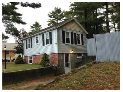 55 Barlow Ave  Wareham, MA MLS# 71753412