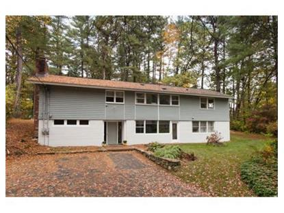 181 Holden Wood Rd  Concord, MA MLS# 71758391