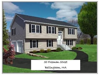 50 Freeman St  Bellingham, MA MLS# 71767799