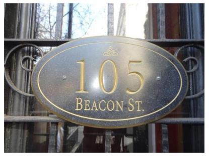 105 Beacon Street  Boston, MA MLS# 71767836
