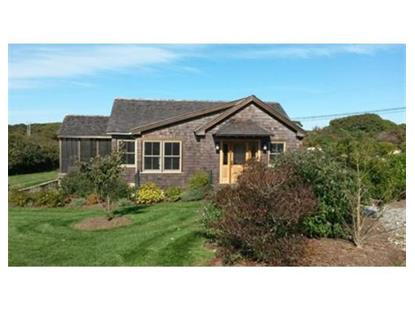 7 Sunset Lane  Aquinnah, MA MLS# 71768373