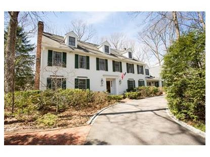 103 Livingston Rd  Wellesley, MA MLS# 71770476