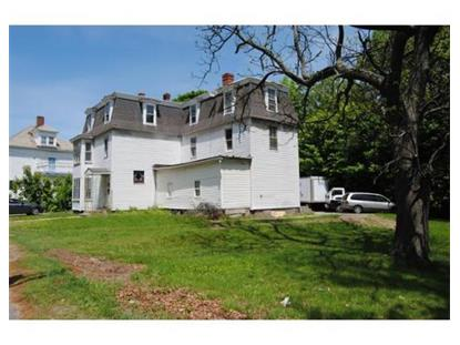 332 South  Fitchburg, MA MLS# 71776690