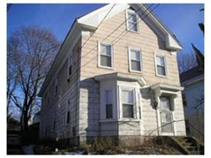 102 Myrtle Ave  Fitchburg, MA MLS# 71779986