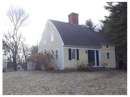 5 Manor Rd  Bolton, MA MLS# 71780057